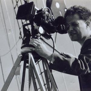 Marcel Thonnon sur le Mercator en 1949