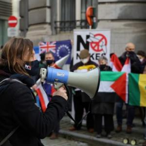 Victimes de disparitions forcées en mer et aux frontières. Abolish Frontex