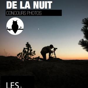 A LA TOMBEE DE LA NUIT - CONCOURS PHOTOS