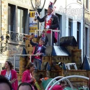 Carnaval de La Roche 2017