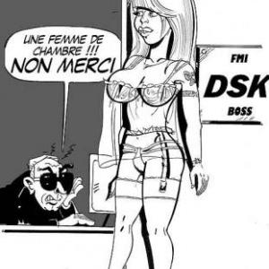 DSK Domini nique