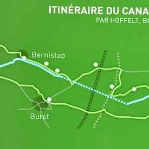 Le canal de Bernistap - 7725