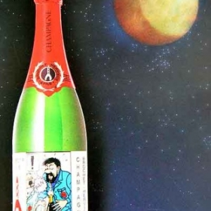 Objectif Lune - Champagne Brochet Hervieux -3234