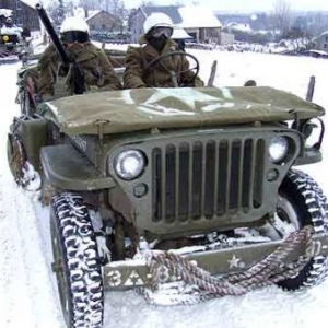 5654-Bihain Marche de la 83eme Division d Infanterie