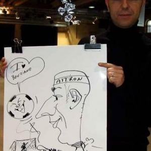 caricature 7611