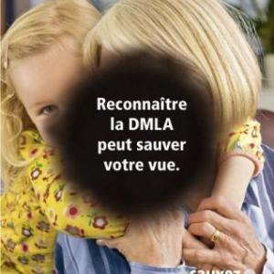 Sauvez votre vue : une campagne de sensibilisation à la Dégénérescence Maculaire Liée à l'Âge (DMLA)