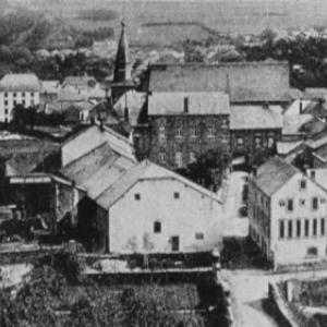 Houffalize Eglise avant 1944