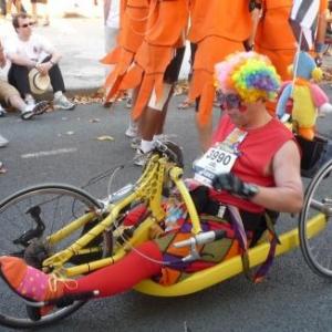 L'epreuve est ouverte aux handicapes