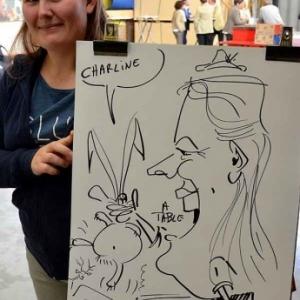 caricature JUMATT-7000