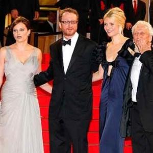 3= Equipe de « Two Lovers » lors du dernier Festival de Cannes