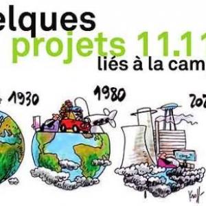 Pierre Kroll,11.11.11 Justice climatique