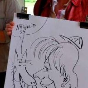 Caricature pour Electrabel-3336