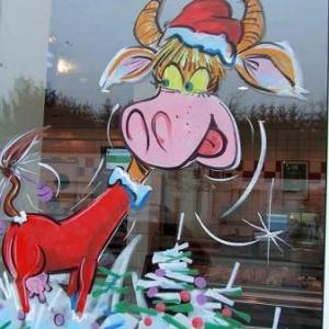 vitrine de Noel - photo 8460