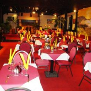 Restaurant spectacle SHOW BRASIL  Bruparck Bruxelles