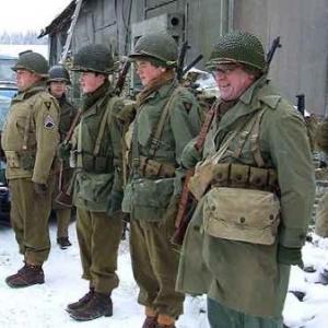 Bihain Marche de la 83eme Division d Infanterie- photo 5516