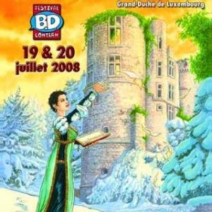 15e festival international de la BD de Contern