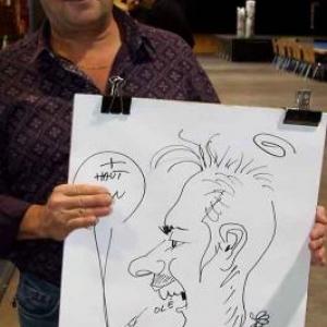 caricature 7606