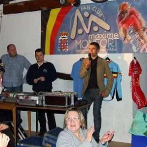Fan Club de Maxime Monfort