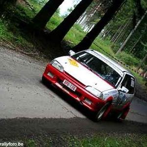 Philippe Henin et sa prochaine saison de rallye.