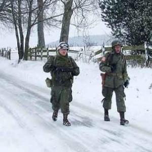 Bihain Marche de la 83eme Division d Infanterie- photo 5578