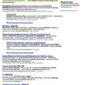 Toujours le premier sur Google avec Ardenne Web
