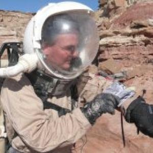 Belge en simulation sur Mars, 4B6