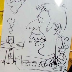 ING - caricature 8184