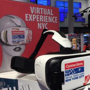 Une experience Virtual Reality au Salon des Vacances