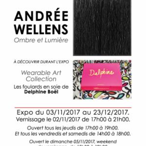 Delphine Boel et Andree Wellens. Espace'Art ABC&Design