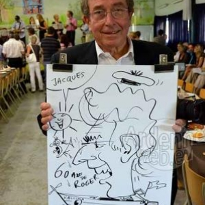 Caricature Roger- 2734