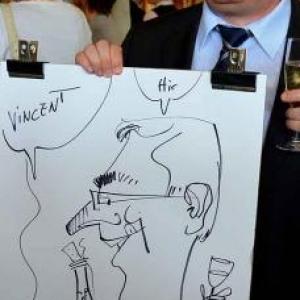 Caricature pour Electrabel-3331