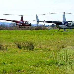 helicoptere medical Tohogne-3064