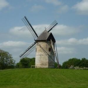 Moulin de Watten ( Nord de St Omer )