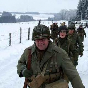 Bihain Marche de la 83eme Division d Infanterie- photo 5538