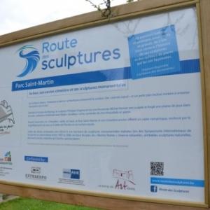 Route des Sculptures. Comblain-au-Pont-5971