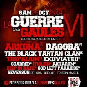 festival The Rock in Bomal- 25 octobre