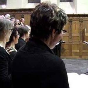 Requiem de Mozart avec 100 choristes sous la direction de Rossano Mancino
