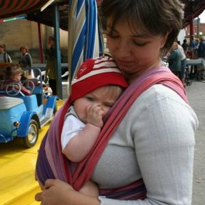 Comment bien porter son petit enfant
