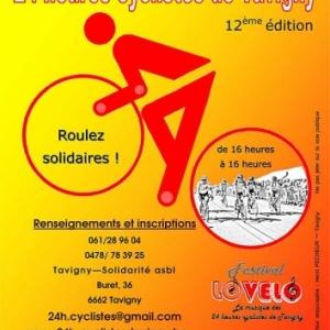 24 heures cyclistes de Tavigny - Houffalize