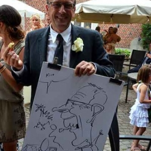 Caricature mariage-7128