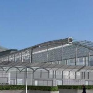 nouvelle gare des Palais de Liege