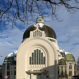 Saint-Vincent, LIEGE,histoire,architecture