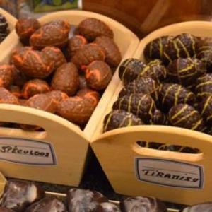 Oeufs de Paques en chocolat - 7441