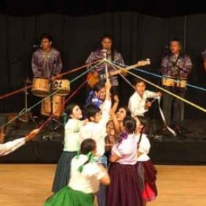 Conjunto de Danza Folklorica Expresion Latino Americana , de Cuenca - video 5