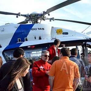 helicoptere medical Tohogne-3765