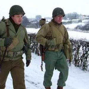 Bihain Marche de la 83eme Division d Infanterie- photo 5556