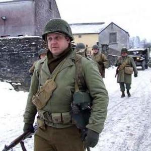 Bihain Marche de la 83eme Division d Infanterie- photo 5628