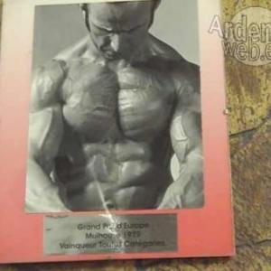 champion du monde, Robert Hendrikx-video 01