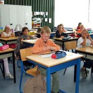 Ecole primaire de Vaux-Sur-Sûre