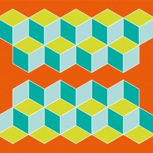 Illusions - Cubes déroutants © Cité Miroir